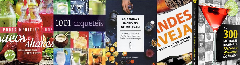 Livros de Bebidas
