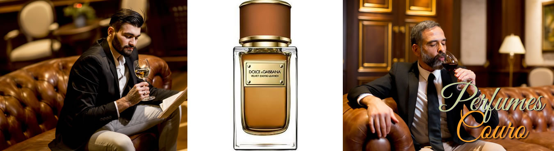 Perfumes Couro