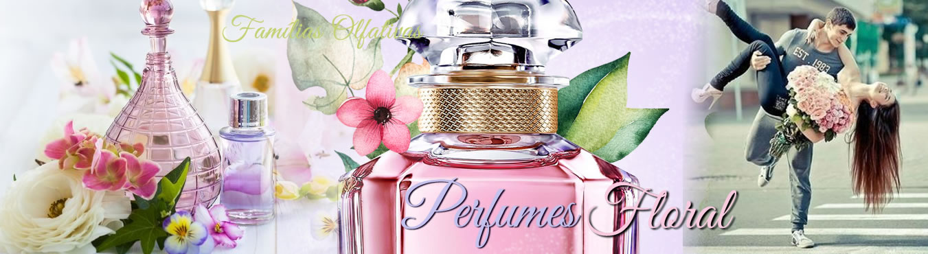 Perfumes Floral