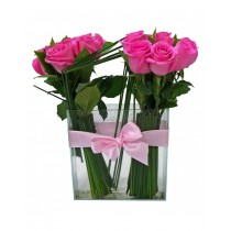 Arranjo Beleza de Rosas com entrega rápida