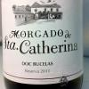 Vinho Branco Português Morgado de Santa Catherina Bucelas Reserva Safra 2011