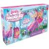 Quebra-cabeça Barbie Butterfly e a Princesa Fairy 100peças