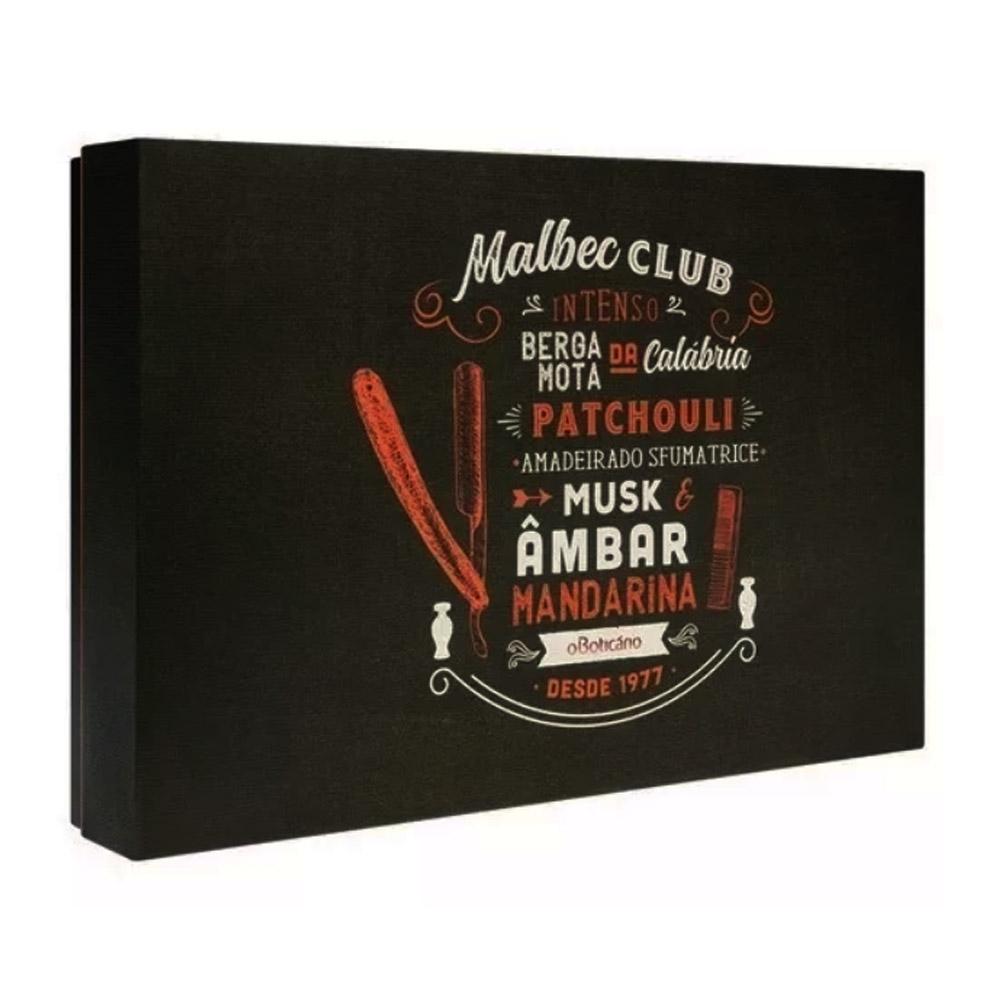 kit malbeck club presente dia dos pais