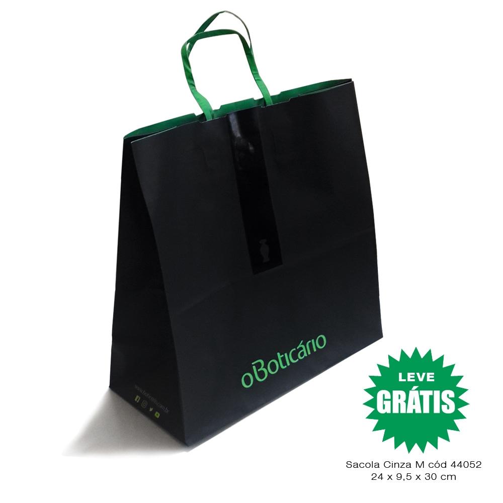 sacola presente kit zaad o boticario pronta entrega