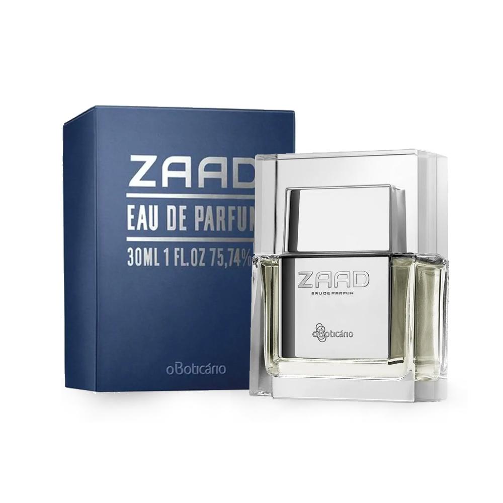 zaad perfume masculino o boticario 30ml