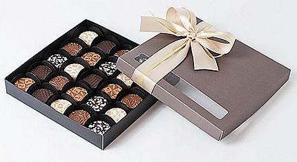 chocolate para presente