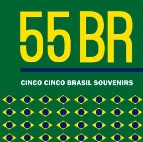 55 Brasil Souvenirs