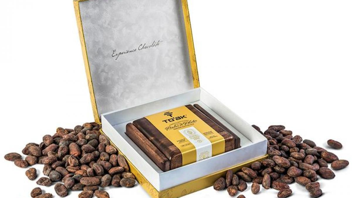 toak luxury chocolate do equador