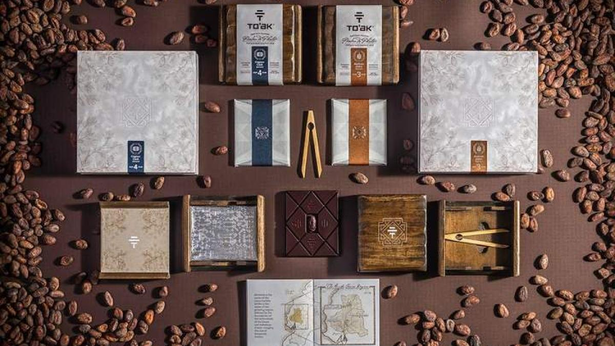 toak luxury chocolate