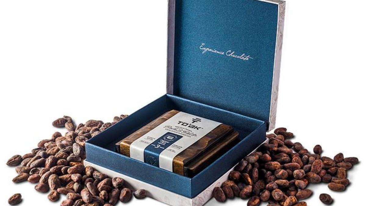 toak luxury chocolate equador
