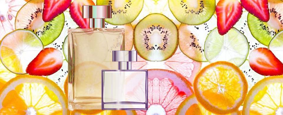 perfume cítrico para presente