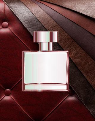 perfume couro para presente com entrega