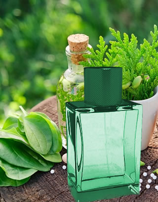 perfume  herbal para presente
