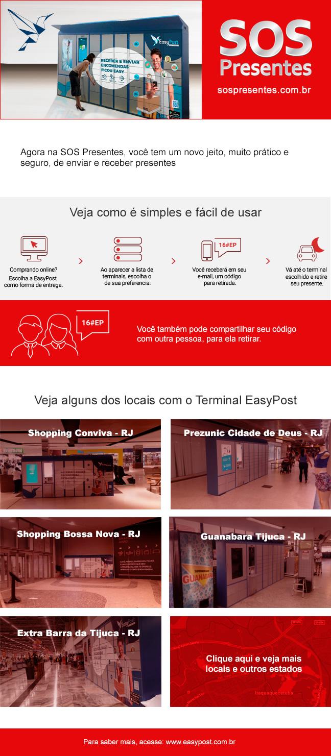 EasyPost Smart Terminals