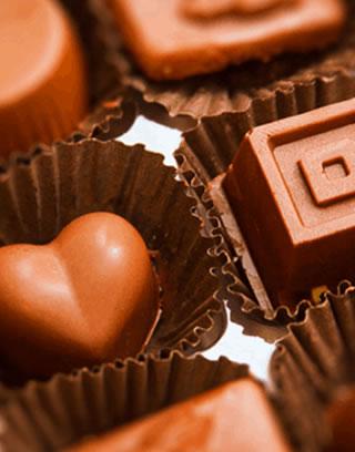 chocolates para presente com entrega