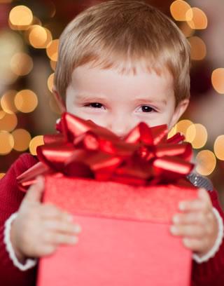presentes para crianças