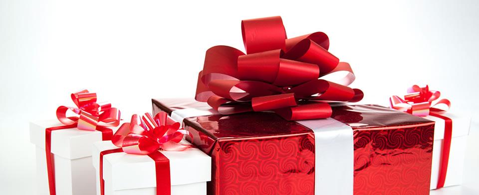 seleções de presentes
