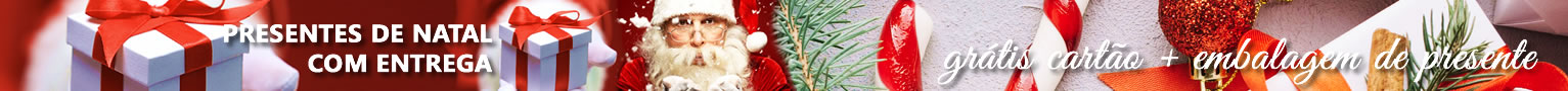 Presentes de Natal com Entrega