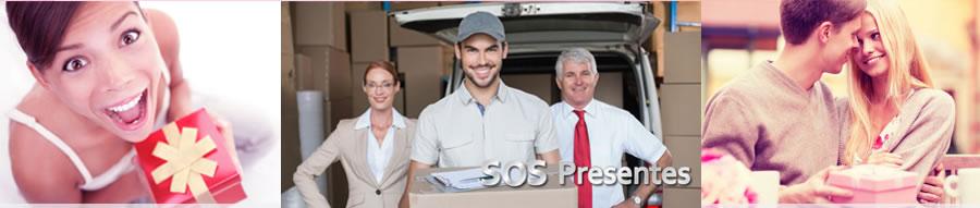 Conheça a SOS Presentes com Entrega